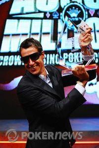 2009 Aussie Millions Champion Stewart Scott