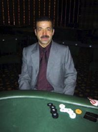 Jamil Dia, champion en 2005 de l'Aussie Millions (crédit photo PokerNetwork)