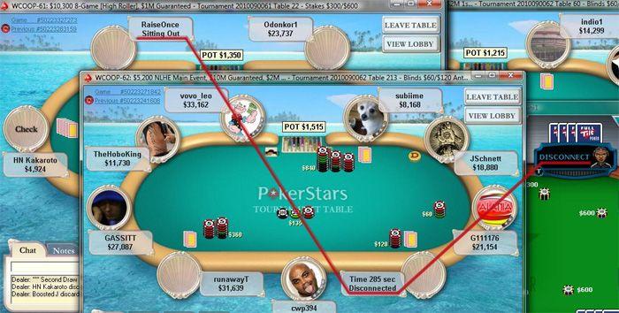 Vai tiešām Fils Aivijs spēlē PokerStars? 101