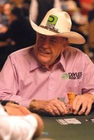 Pokerio krikštatėvis - Doyle Brunsonas
