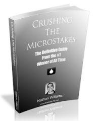 """N. Williamso knyga: """"Crushing the Microstakes"""""""