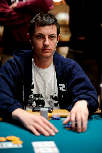 Tom Dwan na 2011 WSOP