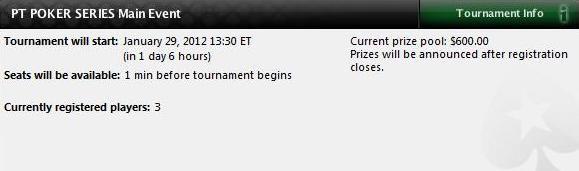 Main Event PT Poker Series - Quem será o campeão? 101