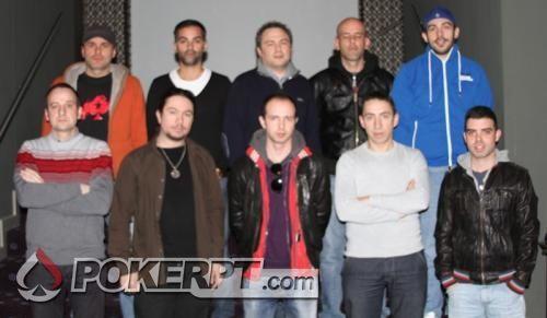 Luís licas Pereira vence a primeira etapa da PokerStars Solverde Poker Season 103