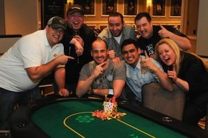 Kevin Calenzo Wins World Series of Poker Circuit Caesars Palace Main Event 101