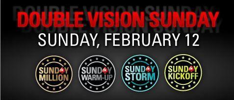 PokerNyheter 9. februar - Double Vision tilbake hos PokerStars og mer 101