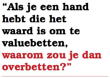 Het beste van PokerNews Magazine: Veldhuis vs Seiver (strategie met Lex Veldhuis) 102