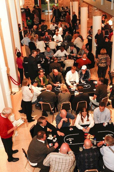 Past One Step Programs Charity Poker Championship Benefitting Children's Oncology Services Inc.