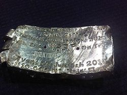 Jonathan Duhamel's 2010 World Series of Poker Bracelet Recovered 101
