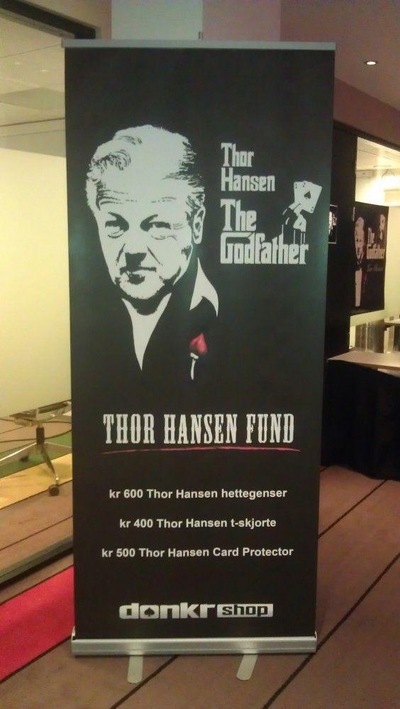 PokerNyheter 20. februar: Norsk Pokergalla, over  000 til Thor Hansen fondet og mer! 103