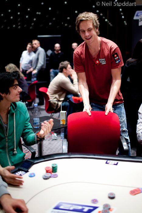 Viktor Blom v turnaji končí