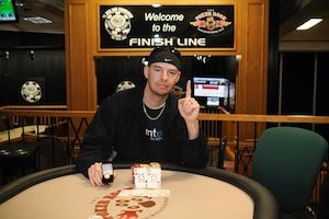 Jason Reep, Winner of Event #3
