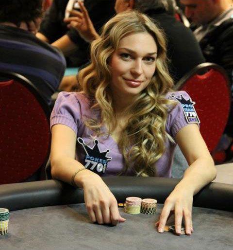 Sonja Kovač, Poker770 Pro Team