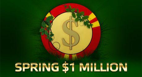 PartyPoker nedēļas ziņas: Spēlē WSOP par velti, Spring Million u.c. 101