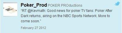 著名电视节目Poker After Dark即将回归 101