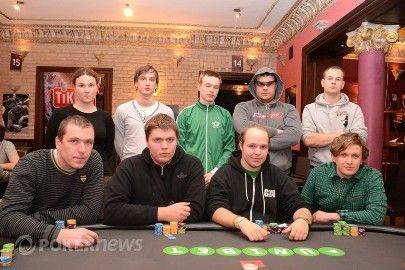 """Unibet Masters Vilnius"" finalinio stalo dalyviai"