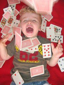 Покерний гумор. Тато - покерист. 102