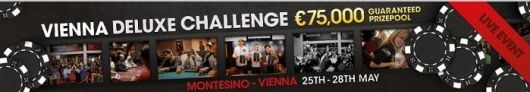 €75.000 Vienna Deluxe Challenge и €40.000 Honey Pot промоции в Mermaid Poker 102