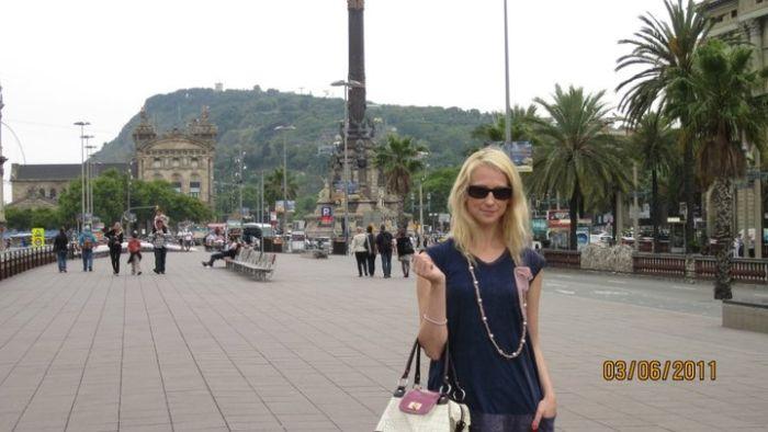 Daivos viešnagė Barselonoje