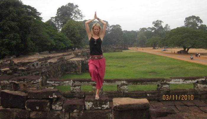 Daivos atostogos Kambodžoje