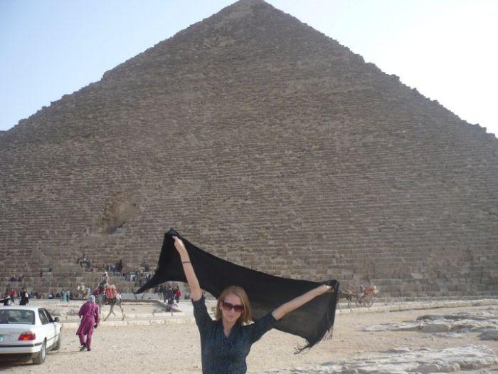 Išvyka į Egiptą