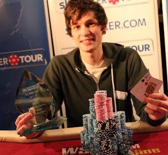 Dual Winners on the Sky Poker Tour 101