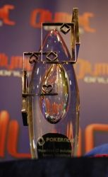 PokerNews LT Invitational turnyro nugalėtojo taurė