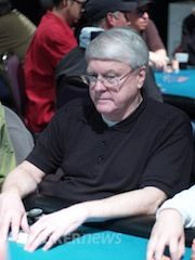 Ron Rose at the WSOP Circuit Harrah's Tunica.