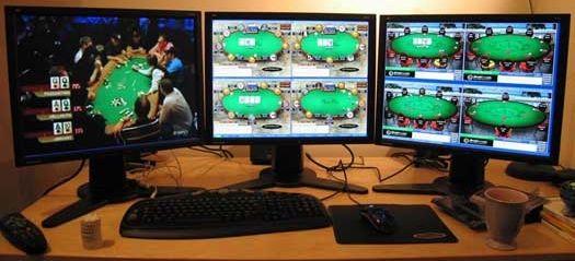 Ar gebate žaisti pokerį, žiūrėti TV ir naršyti interneto portaluose nesumažinant savo žaidimo kokybės?