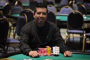 Delbert Ramos, winner of Event #5