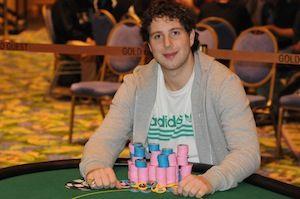 Jonas Mackoff, winner of Event #6