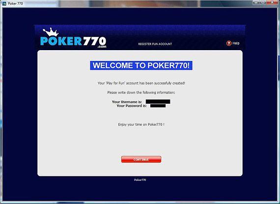 Poker770: Hoe krijg ik  gratis? 103