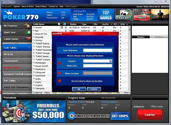 Poker770: Hoe krijg ik  gratis? 104
