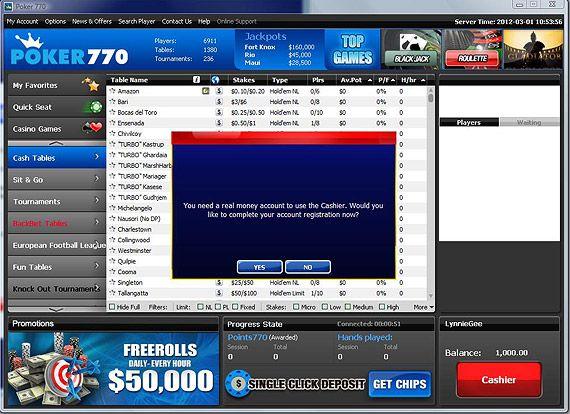 Poker770: Hoe krijg ik  gratis? 105