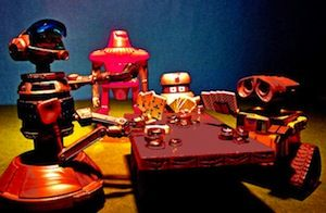 Pro Blogs: No Game For Robots by Alec Torelli 104