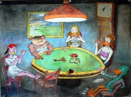 Pokerio profesionalas: kaip atgauti prarastą motyvaciją? 106