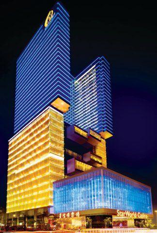 Starworld Casino в Макао