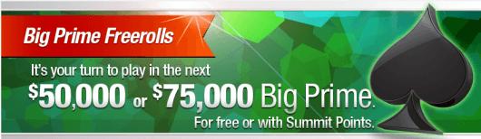 Спечелете си безплатно място на Everest Poker Big Prime ,000... 101