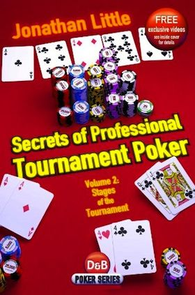 PokerNews Παρουσίαση Βιβλίου: Secrets of Professional Tournament Poker... 101