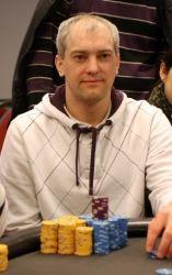 Finalinio stalo lyderis Gintaras Matkevičius