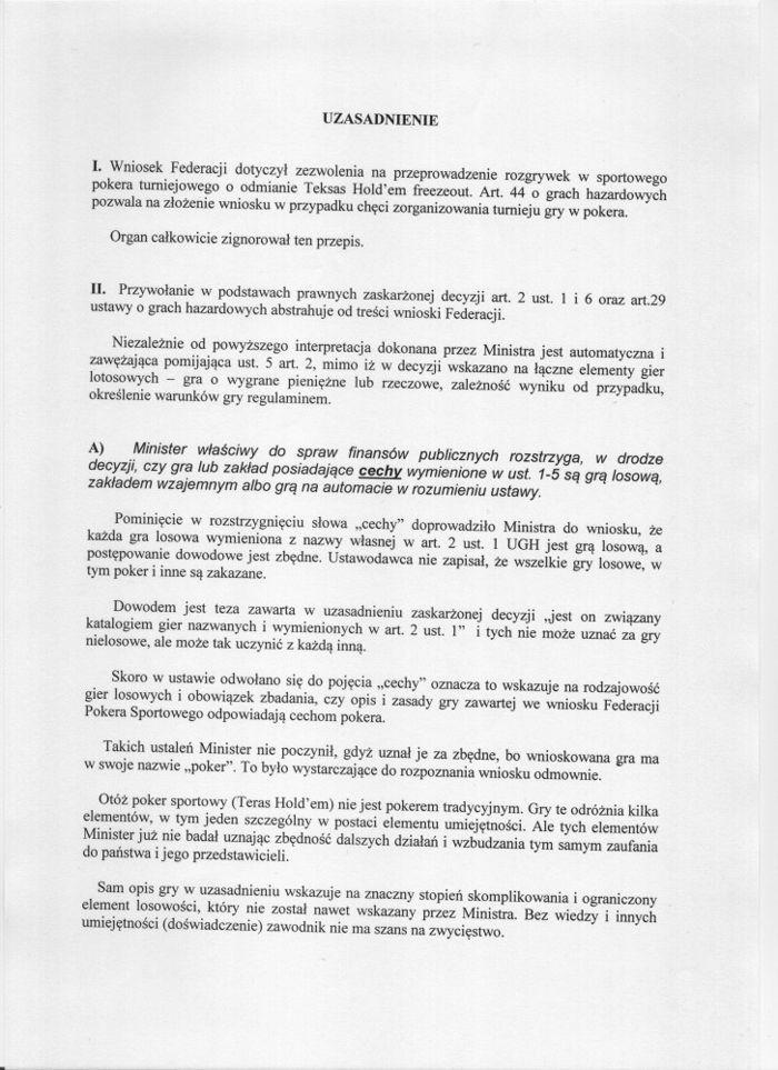 PFPS - Ministerstwo Finansów: Kolejne pisma, zmian brak! 101