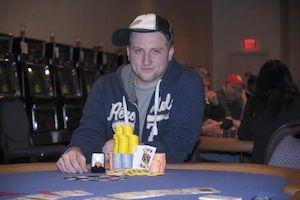 Nik Stone, winner of Event #7