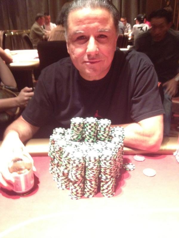 Tweet Tweet, Bad Beat - Foto's vanuit Monte Carlo, Las Vegas en SrslySirius maakt ruzie 108