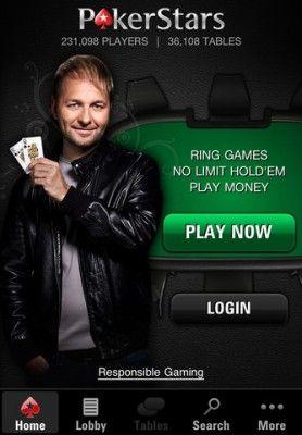 PokerStars.eu a fr spouští mobilní aplikaci 101
