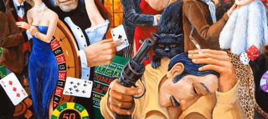 Pokerio profesionalas: kaip išgyventi nesėkmes pagal Alecą Torelli 103