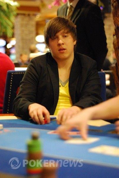 Kristijonas - PokerNews LT Invitational turnyre