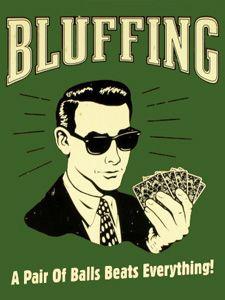 Покер ръководство: Какво е двоен блъф? 101