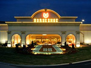 The Horseshoe Council Bluffs. Picture courtesy of wsopcouncilbluffs2010.com.