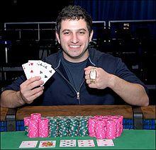 Phil Galfond zwycięża w turnieju WSOP