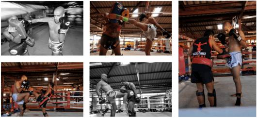 A profi pókeres is ember: Muay Thai edzőtáborban volt Ronnie Bardah 101